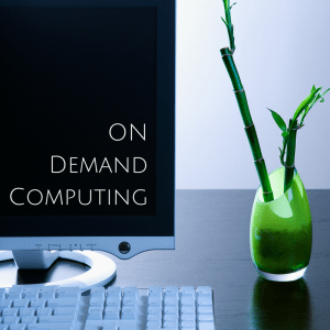 on demand computing skylink data centers
